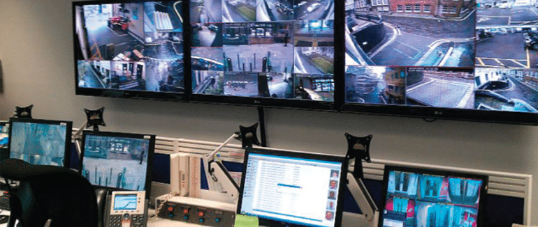 1 Secure Security Monitoring System