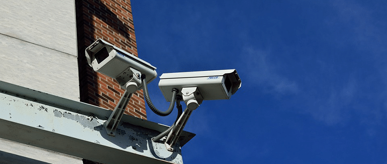 1 Secure CCTV Security Cameras